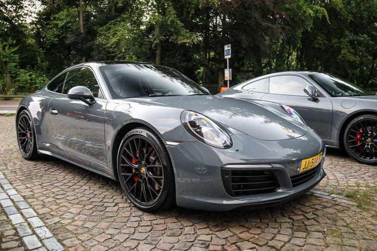 Graphite Blue 4S Twins Porsche porsche911 porschelife