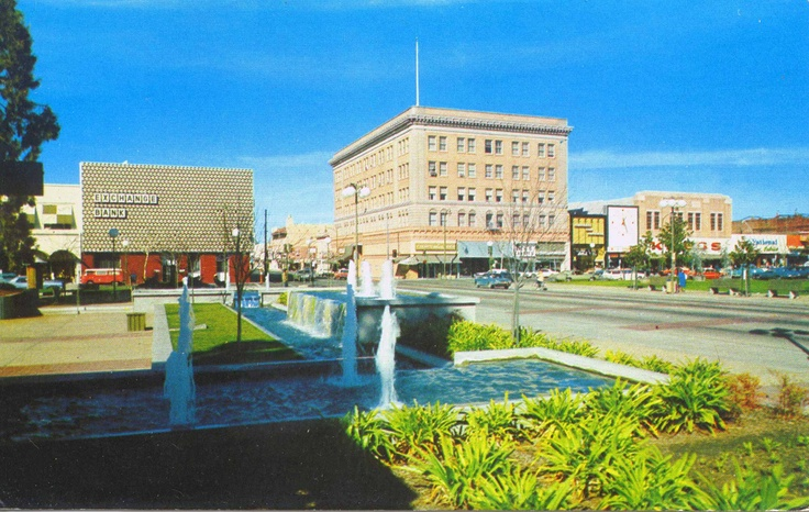 9 best historic santa rosa images on pinterest sonoma county fourth street from courthouse square malvernweather Choice Image
