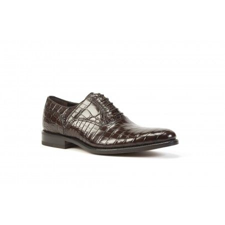 francesina by Dami crocodile #leather #shoes