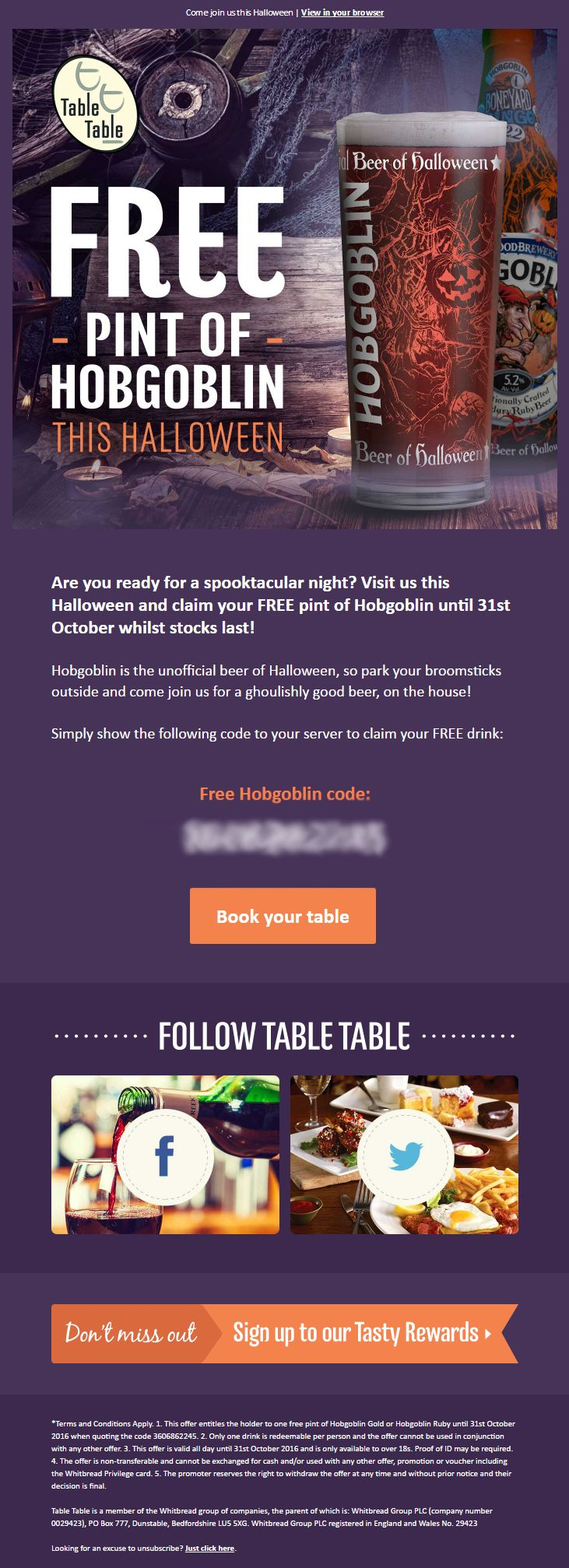 Best Halloween Emails Images On   Email Marketing