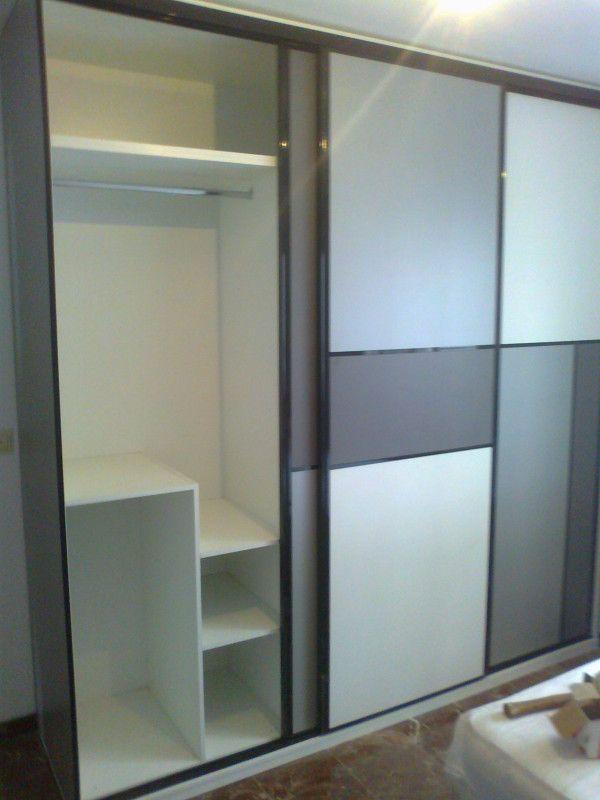 Best 25 puertas para armarios empotrados ideas on pinterest puertas para dormitorios frentes - Ideas de armarios empotrados ...