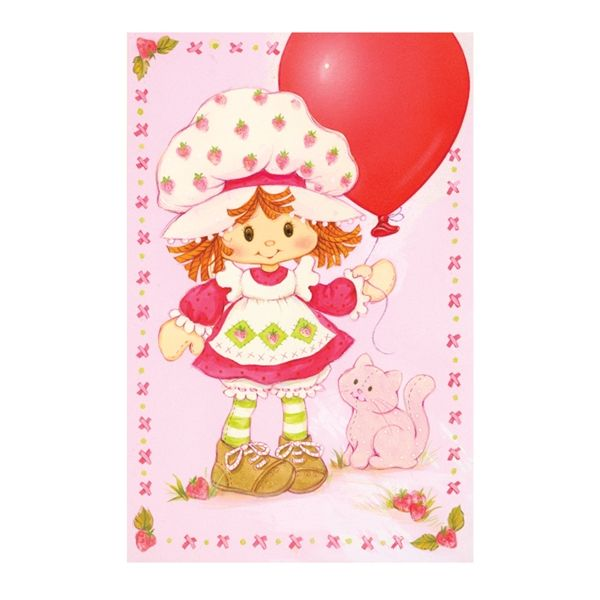 vintage strawberry shortcake image | Strawberry Shortcake Party | Pin ...