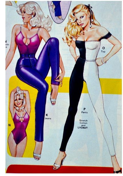 Sexiest sewing pattern envelope of all time!