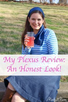 Plexus - an honest review on what I think about Plexus and how it has helped me!