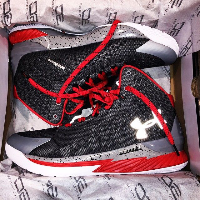 Under Armour Curry One Underdogs