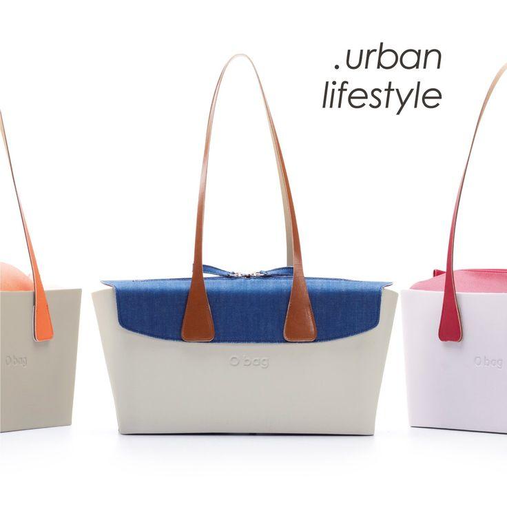 """Conoce en O bag la recién llegada """".urban lifestyle""""...  www.Obag.com.co"""