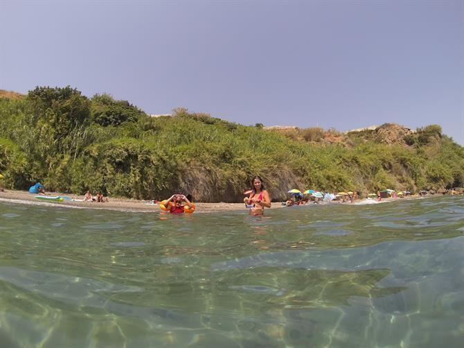 La Caleta de Maro, Maro (Espagne)