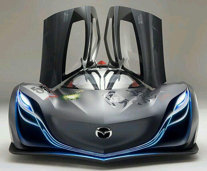 Mazda Furai Concept, One Of My Favorite Concept Cars Ever