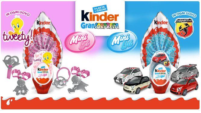 Ferrero Spa - Industria Dolciaria - Promozioni
