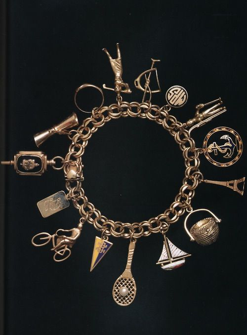 This is NOT Pandora~ this is a classy collection & fabulous charm bracelet.