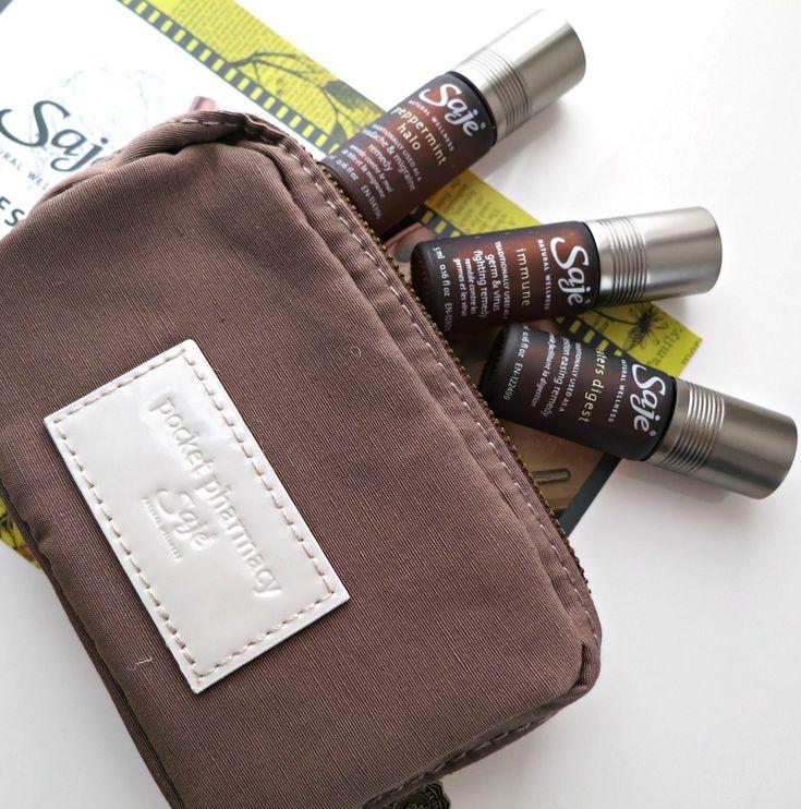 Last Minute Gift Ideas - Saje Wellness Pocket Pharmacy