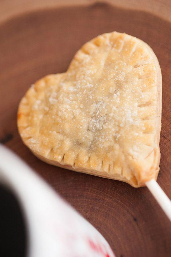 ... Pies, Pie Pops, Heart Shape, Jam Heart, Cherries Jam, Pies Pop, Heart