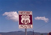 Drive the original Mother Road - all 2,448 miles of it!!  From Chicago to LA!!