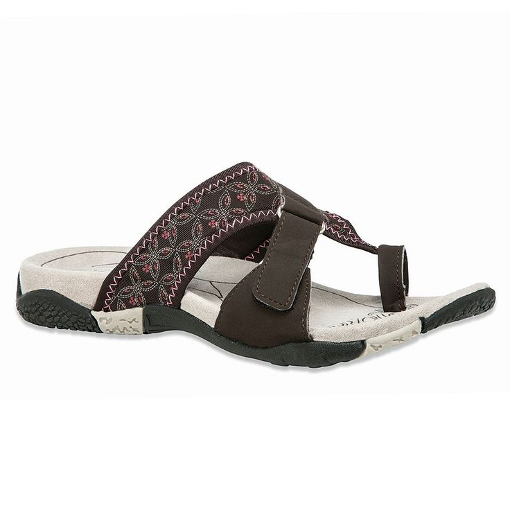 Kamik Mustique Women's Sport Sandals, Size: 9, Brown