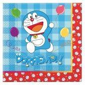 Set di tovaglioli Doraemon