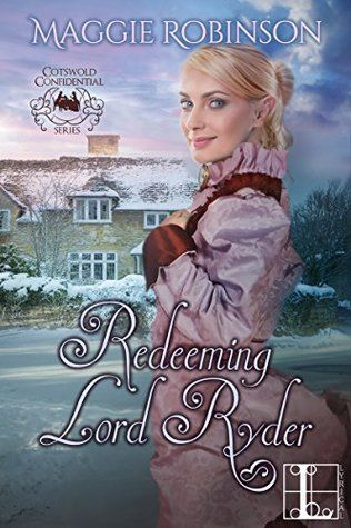 Redeeming Lord Ryder by Maggie Robinson (copy editor)