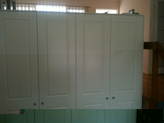Wardrobe from Rebel Wardrobes and Shower Screens