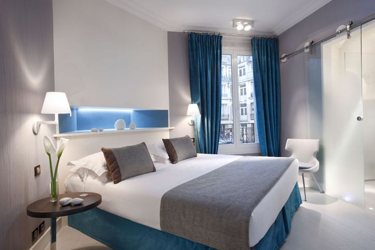 ~ Chambres classiques - Hôtel de Banville - Hôtel 4 étoiles Paris Opera : Hotel luxe Arc de triomphe - SITE OFFICIEL