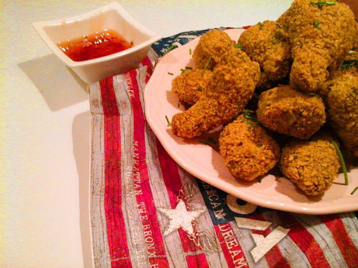 Nachos rántott csirkeszárnyak-chili szósszal - gluténmentes http://mediterran.cafeblog.hu/2017/03/05/nachos-rantott-csirkeszarnyakedes-csipos-chili-szosszal/
