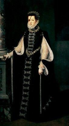 Ana de mendoza princesse d'eboli ( les lames du cardinal )