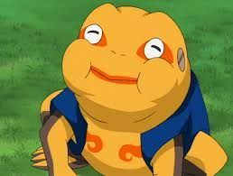 Image result for naruto frogs