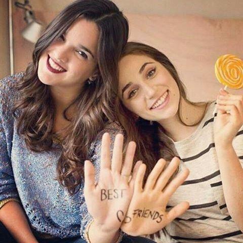 Best - Friends Nina y Delfina