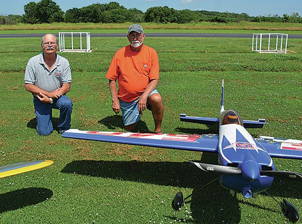 In 1937, brothers, Walter and William Good, paved the way for remote control airplane enthusiast, like Richard Rice, Steve Johnson and the rest of the Falcons R/C Model Club of Bartlesville, when they constructed and operated the first fully functional R/C airplane.