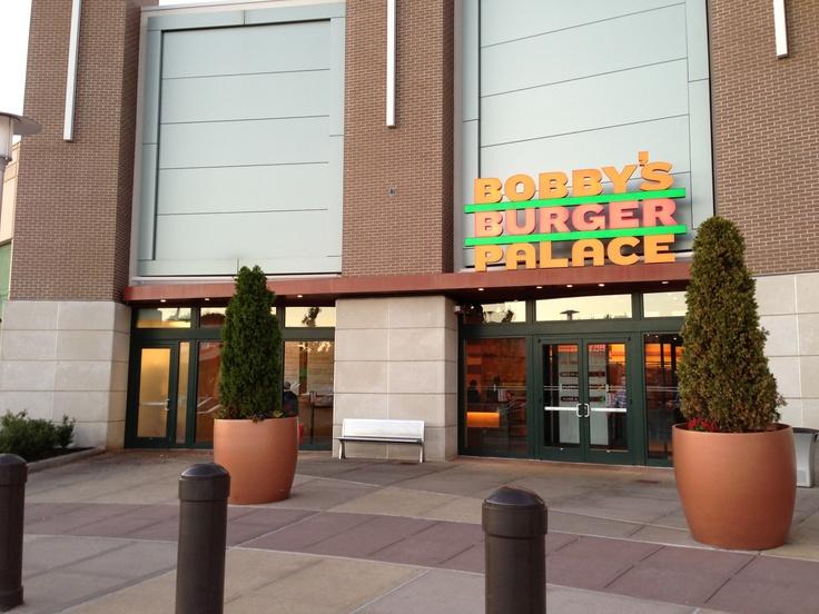 Bobby 39 S Burger Palace In Paramus Nj At Bergen Town Center Restaurants In Bergen Pinterest