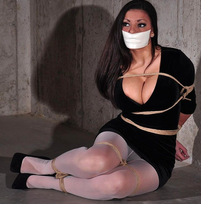 Red Pantyhose Nun Catherine 108