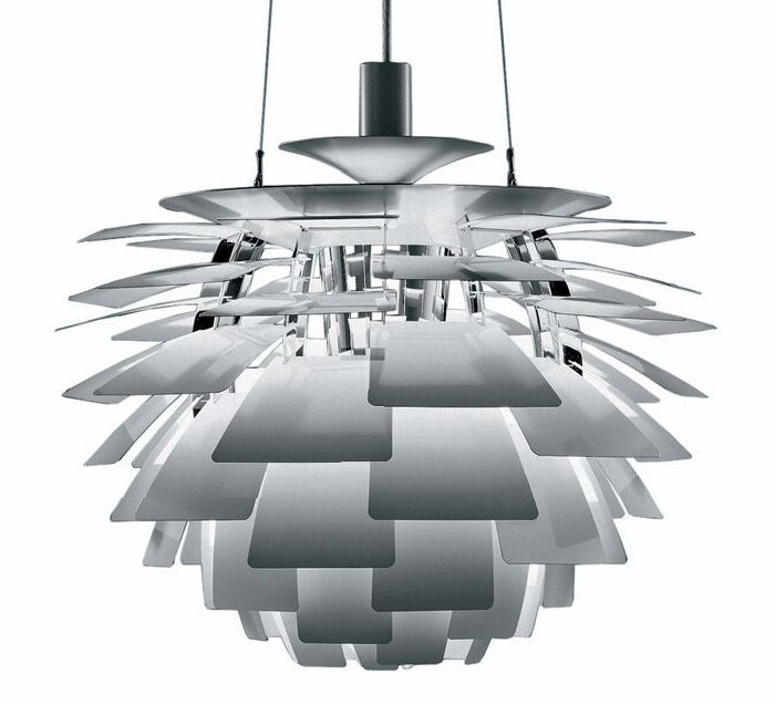 PH Artichoke - Louis Poulsen  This is my favourite of all lamps in the world <3 so beautiful <3