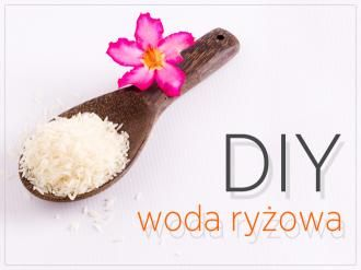 rice water for perfect and healthy skin - DIY
