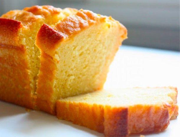 Découvrez notre recette de Gâteau moelleux au citron