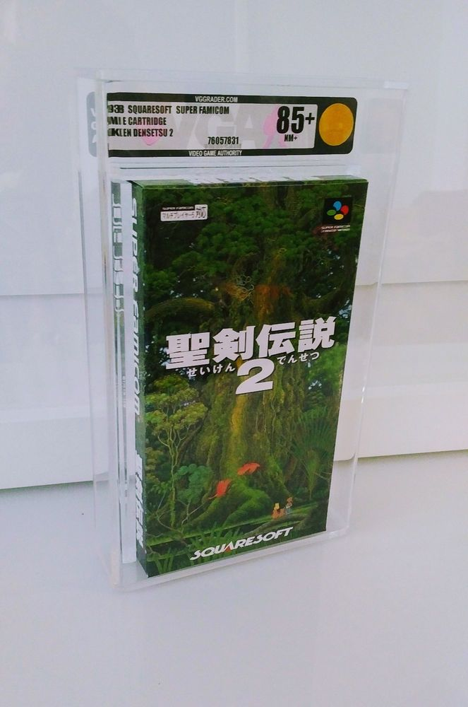 Details about Secret of Mana Super Nintendo SNES SFC RPG 1st