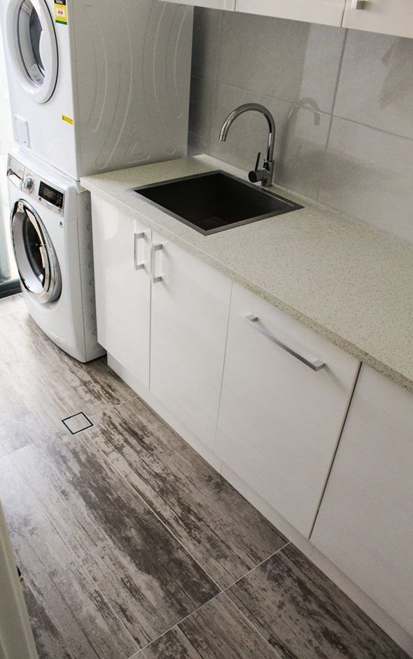 Wood laundry laundry renovations top loader laundry ideas laundry renovation ideas