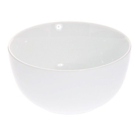 Müslischale MICRO Porzellan Weiß Ca. D:14 X H:7,5 Cm