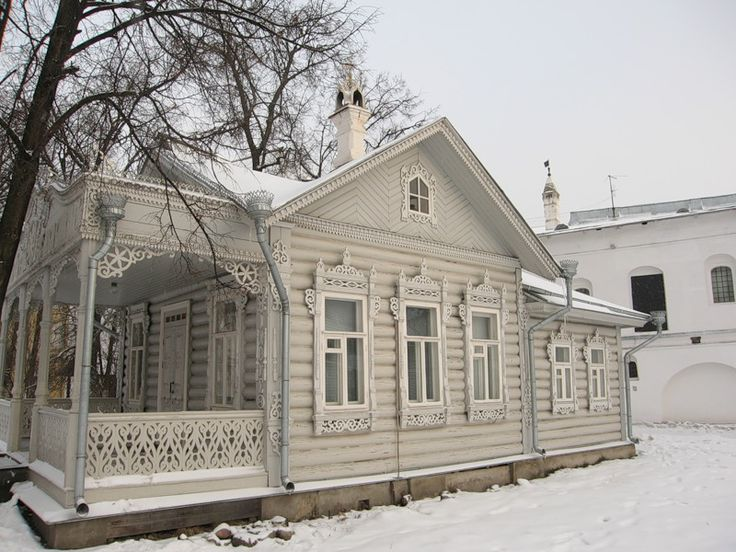 A house in Vologda