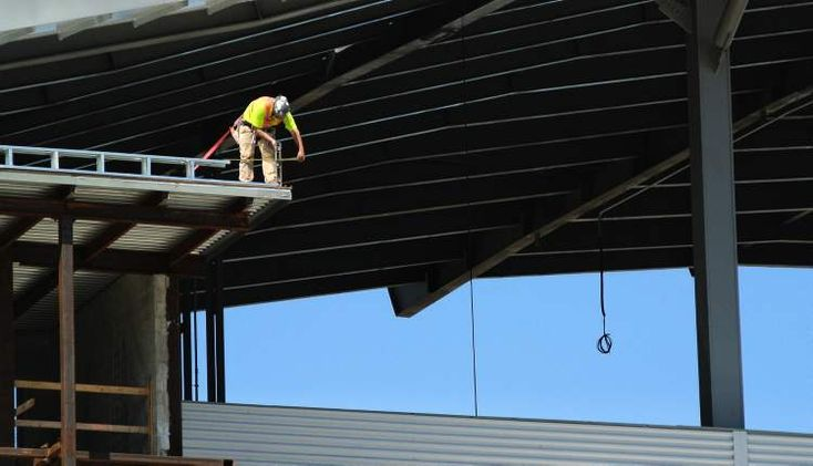"""There have been significant new """"challenges"""" in the construction of the new football stadi... - Latest News - Winnipeg Free Press."""
