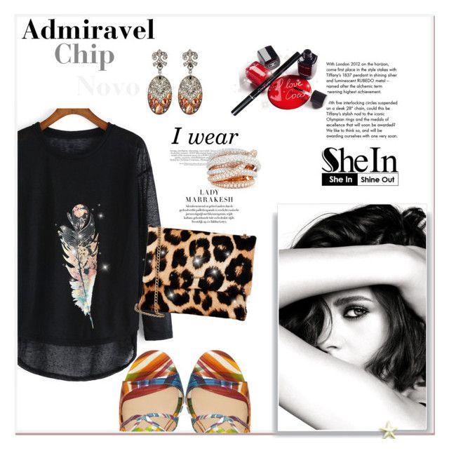 """Admiravel Chip Novo"" by railda-pereira ❤ liked on Polyvore featuring Sevan Biçakçi, Tiffany & Co., Chanel, Lanvin, Roberto Coin and Jimmy Choo"