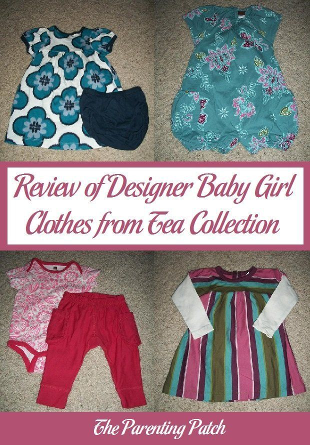 Positive review of the clothing line for baby girls by Tea Collection. I am extremely pleased with my experience buying designer baby girl clothes online from the Tea Collection. I am in particular delighted with the quality of the clothing that I bought for my daughter. via @ParentingPatch