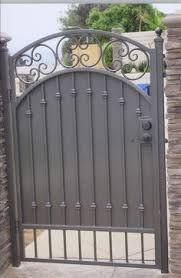 10 Best Privacy Gates Images On Pinterest Entrance Doors