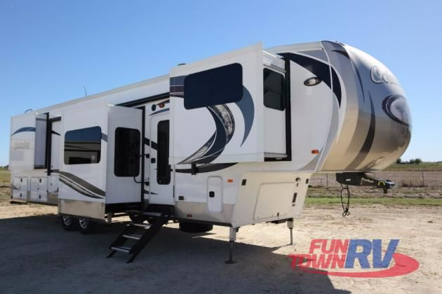 New 2018 Palomino Columbus 389fl Fifth Wheel At Fun Town Rv