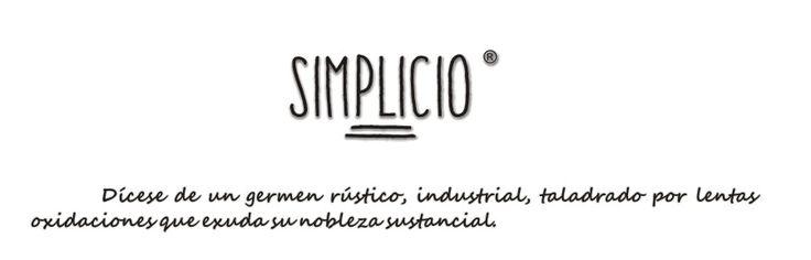 Logo Simplicio web
