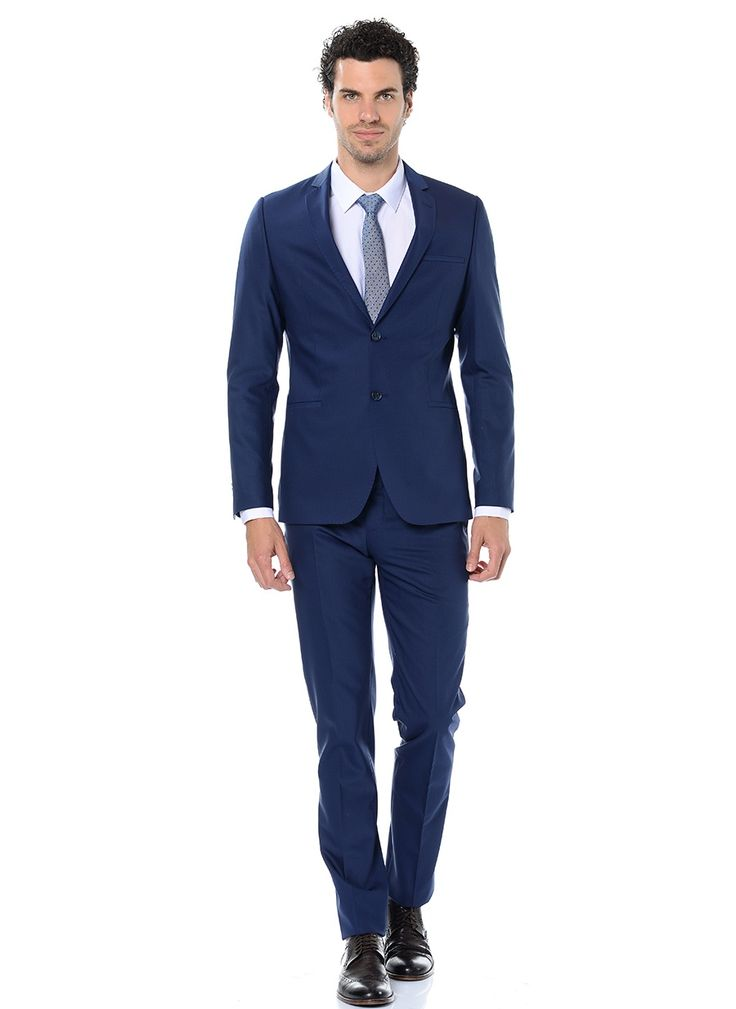 Fabrika Takım Elbise 3045241 E Takım Elbıse İndigo