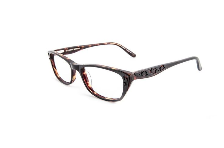 Where would you wear these striking Collette Dinnigan specs? Two pairs for $439.