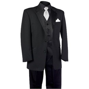 Best 25  All black tuxedo ideas only on Pinterest   Prom suit, All ...