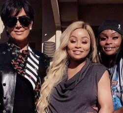 cool Kris Jenner Feuding With Blac Chyna's Mom Over Baby Dream Kardashian?
