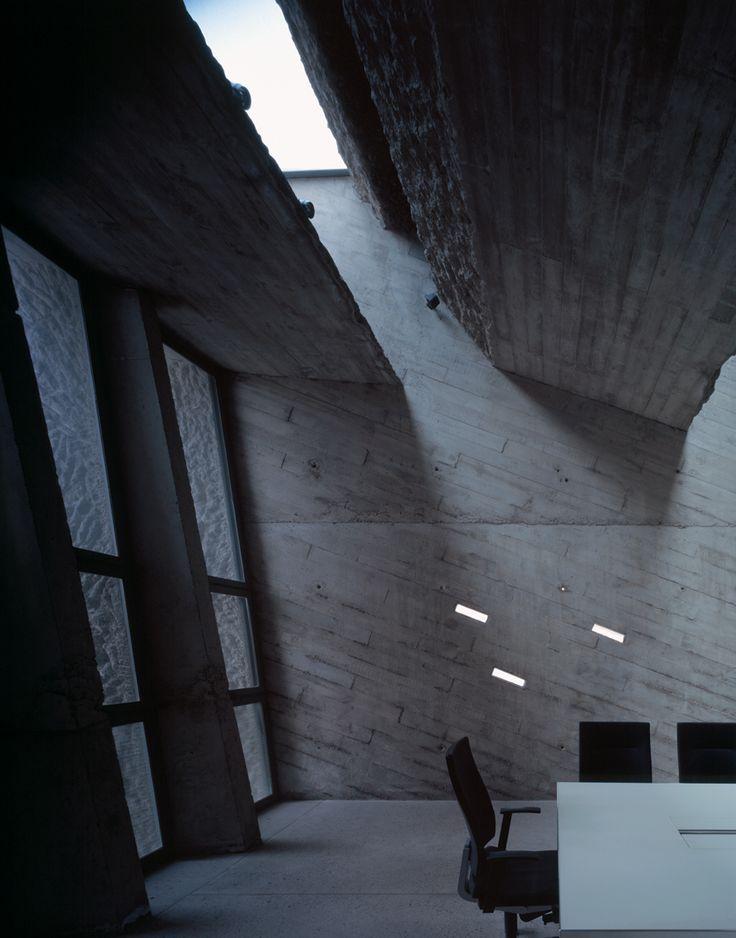 Détails architecturaux <3 South Tenerife Convention Center / Felipe Artengo, Fernando Menis, José Maria Rodriguez Pastrana