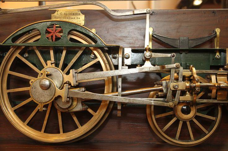 Système de distribution datant de 1840