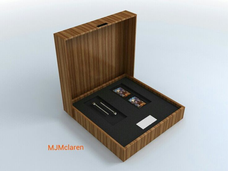 MJM. Our video earrings packaging display. It will be distributed as shown here. It has a sleek packaging and great product that you will love.
