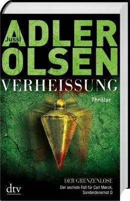 """Jussi Adler-Olsen - """"Verheißung - Der Grenzenlose"""" #adlerolsen #bestseller #krimi #spannend #weltbild"""